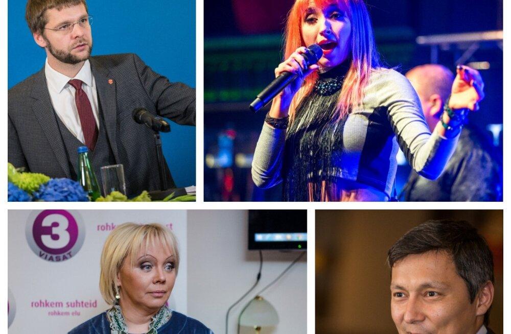 MÕJUKAD EESTI VENELASED 2017   Kes on sinu arvates Eesti mõjukaim eesti venelane?