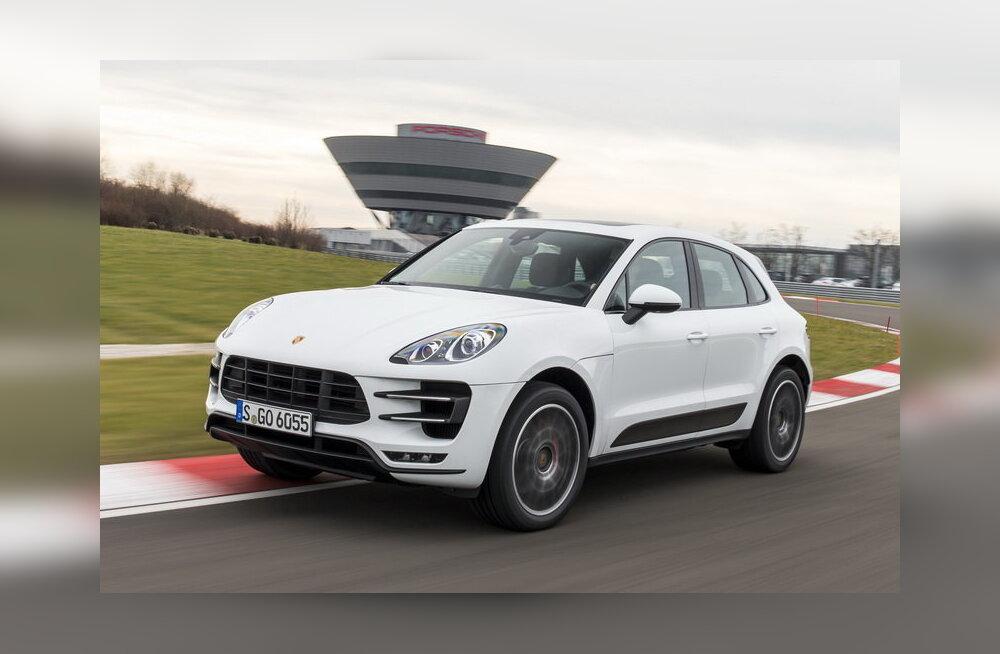 What Cari proovisõit: Porsche Macan – kui soovid lollikindlalt käituvat maasturit