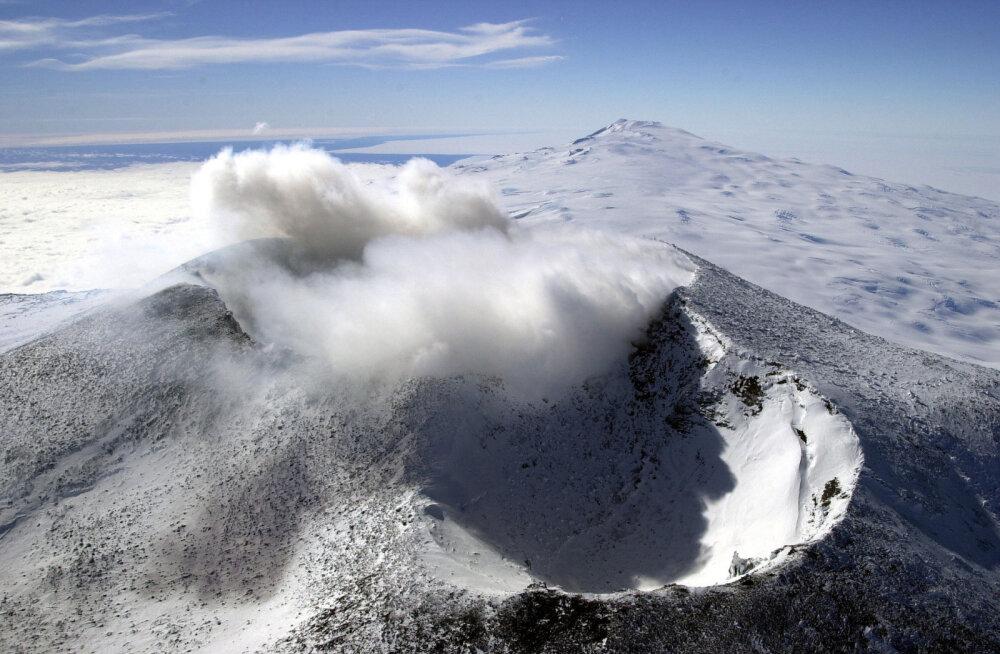 Enamik Antarktika vulkaane oli veel hiljutise ajani avastamata. Aga nad on olemas ja võivad meile palju ebamugavusi tekitada