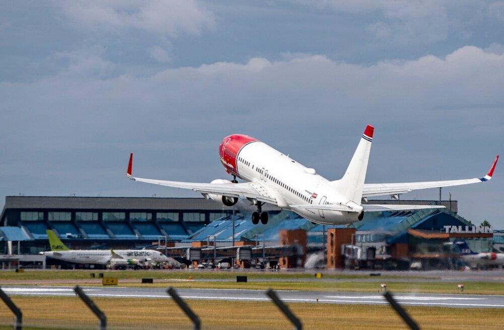 AirBaltic ja Norwegian stardivad 2.07.2020