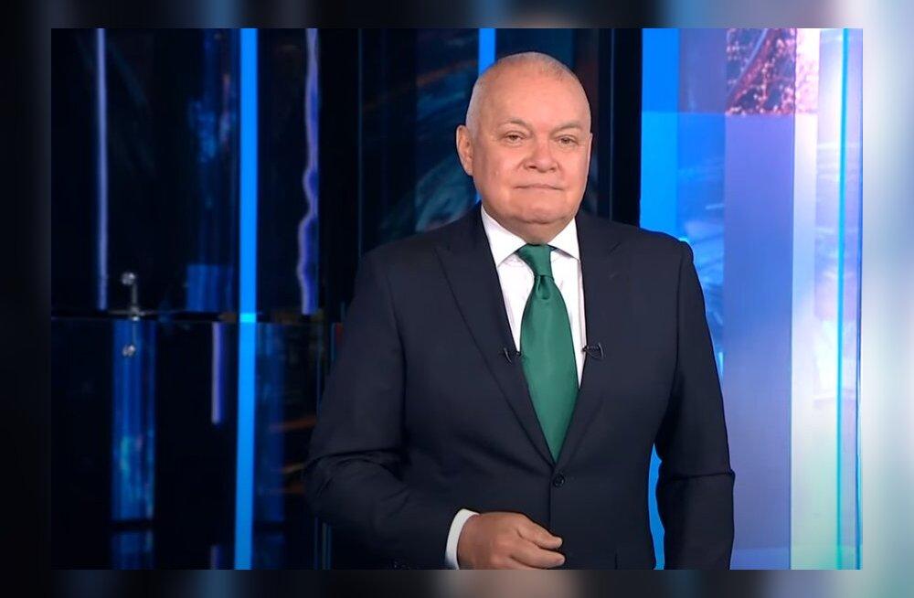 """В Латвии запретили семь телеканалов RT: они находятся """"под единоличным контролем Киселева"""""""