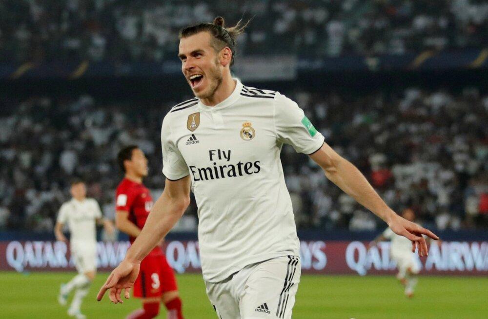 Gareth Bale on viimaste teadete kohaselt ikkagi Madridi Reali jäämas.