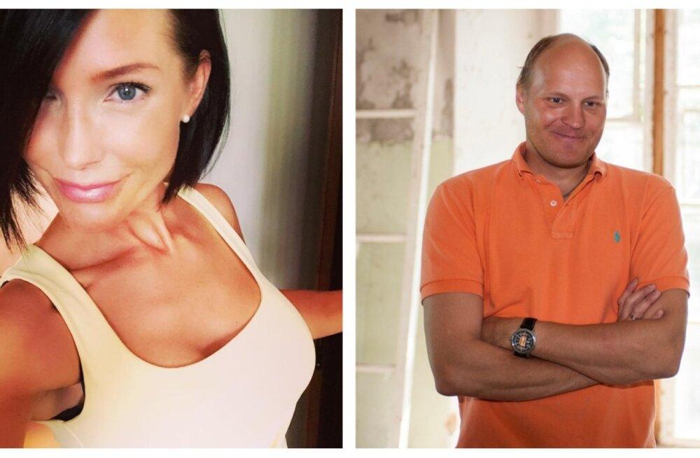 Riina-Maija ja Kalle Palanderid