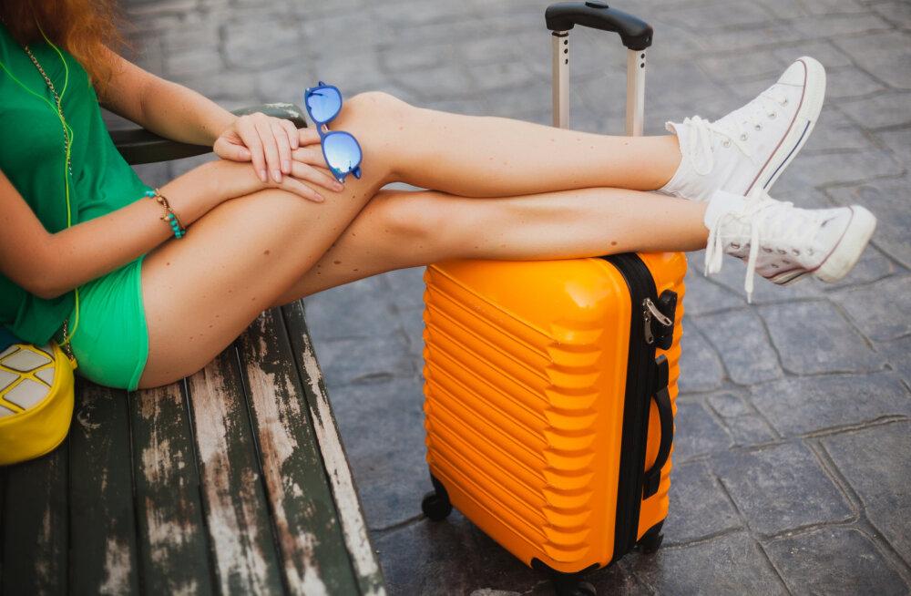 Pahane naine: lennupiletid on koroonakriisi järel nii odavad, aga mees ei ole nõus minuga reisile minema ja sõbranna hüppas ka viimasel hetkel alt