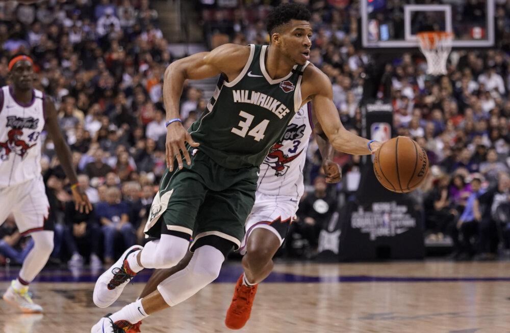 Kes peatab NBA liidrid?