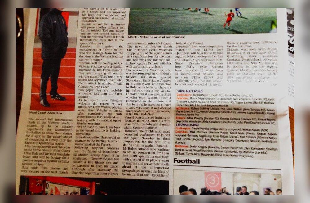 Gibraltari ajaleht