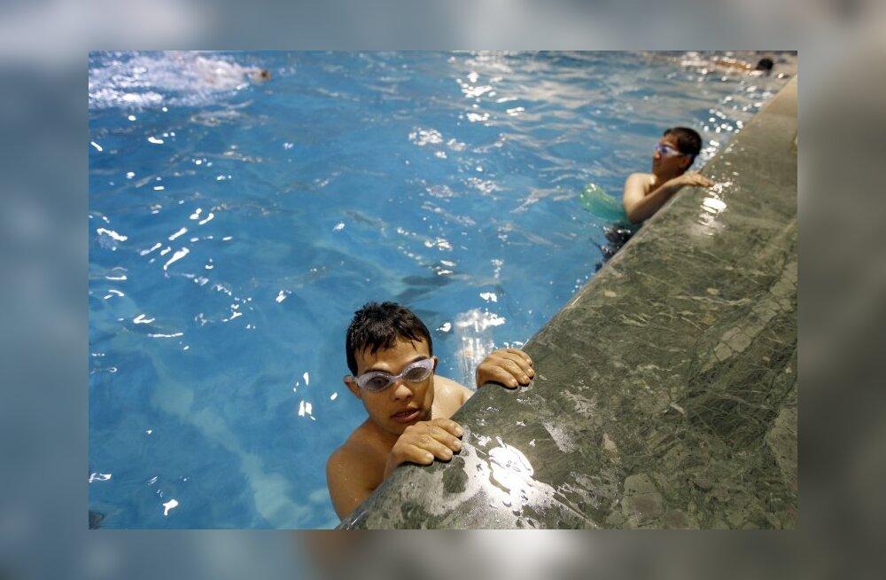 Uuring: avalike basseinide vees on üllatavalt palju inimeste väljaheiteid