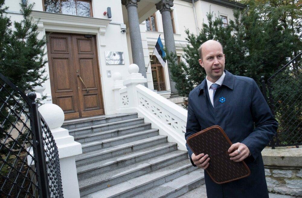Igor Taro riigiprokuratuuris