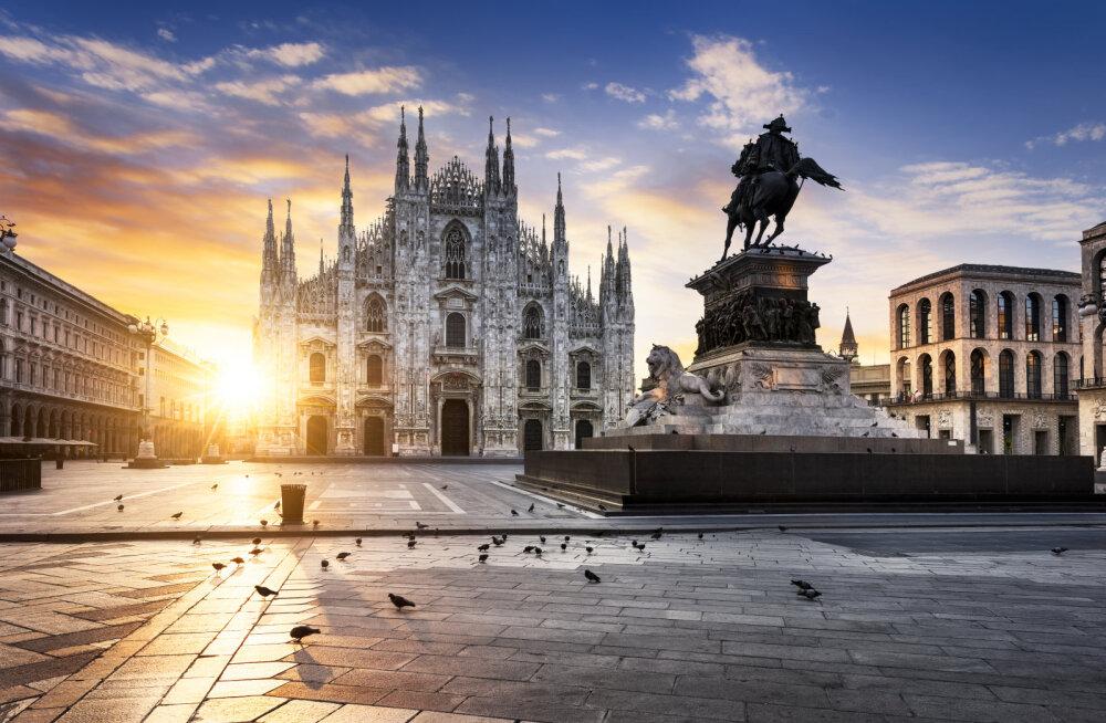 EasyJetiga saab tänasest otse ja odavalt Milanosse - 5 ideed, mida seal talvel teha