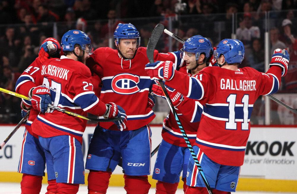 Montreal Canadiensi jäähokimeeskond
