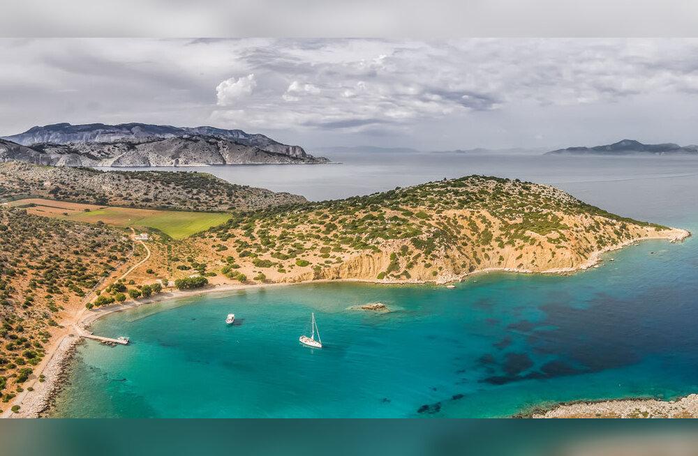 Droonifotograaf Kaupo Kalda: miks ja kuidas drooni reisile kaasa võtta