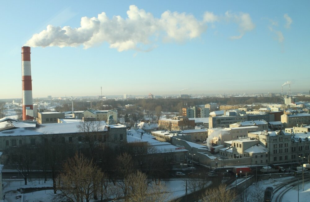 Tallinna vaated ja ilm 31.01.2012