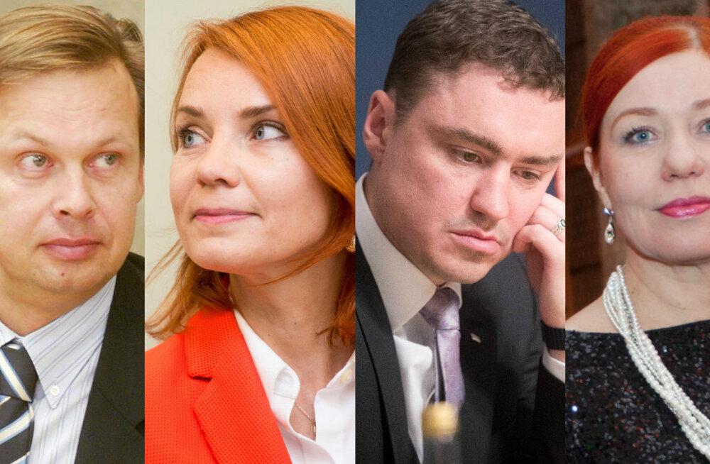 TOP 12: Punasärkidest pihta pandud riigisaladusteni ehk kurikuulsad skandaalid, mis viisid ministrid ametist