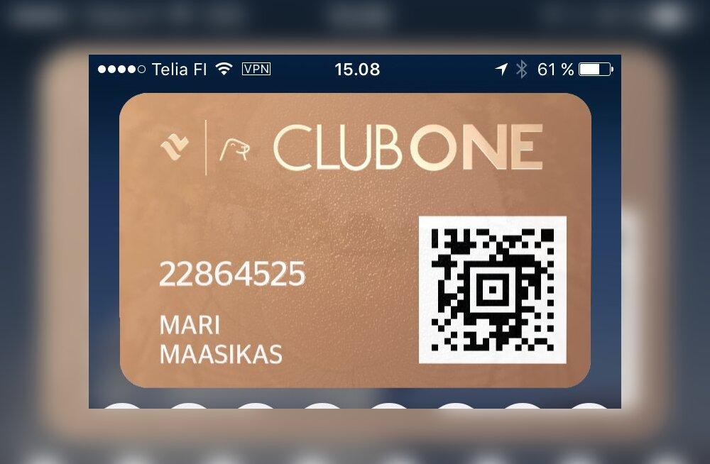 Программа Club One станет электронной