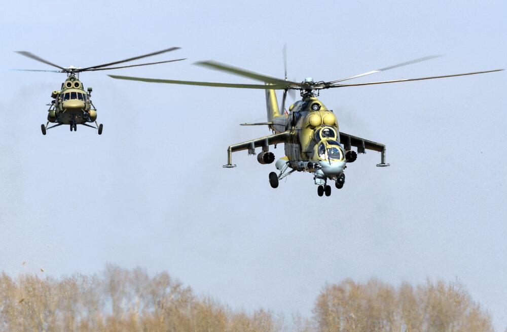 Venemaa sõjaliste kulutuste kukkumine võib hakata mõjutama avantüüre välismaal