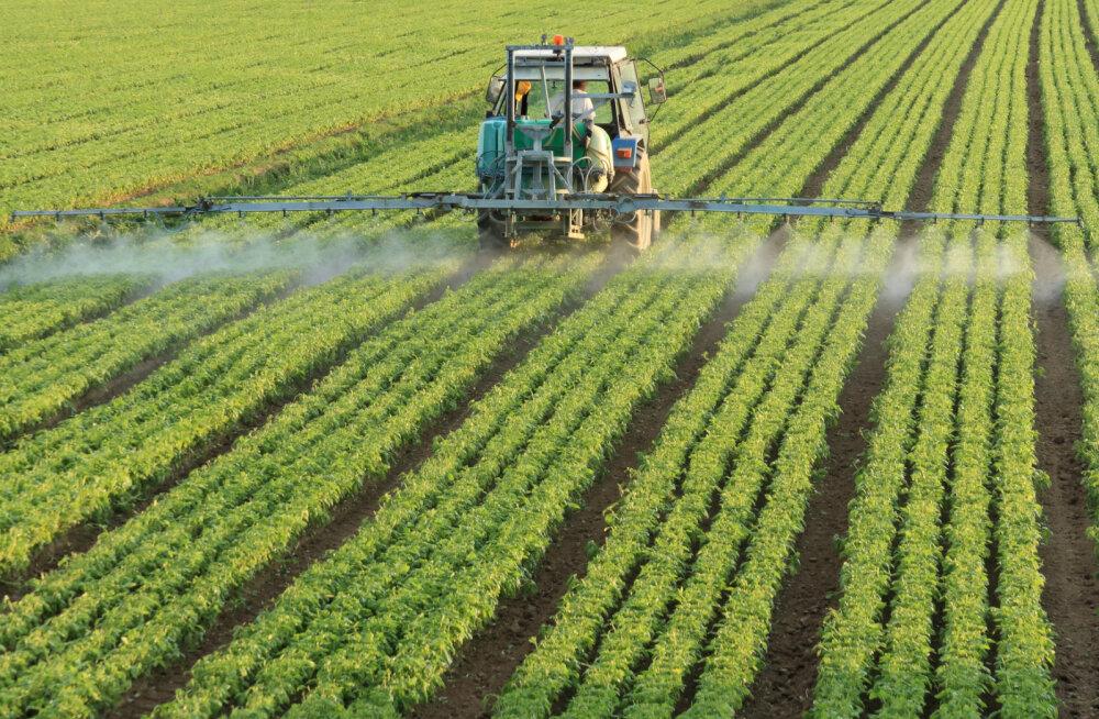 WHO on ametlikult tunnistanud taimekaitsevahendi glüfosaat vähki tekitavaks