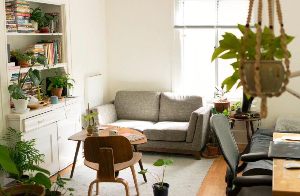7 viga, mida inimesed kipuvad kodu kujundades tegema ja mis muudavad nende ruumid palju pisemaks