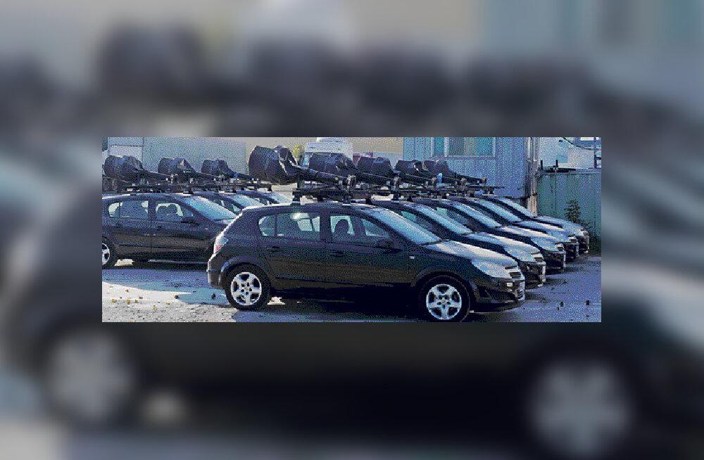 Konfliktsed Google'i autod Eestis