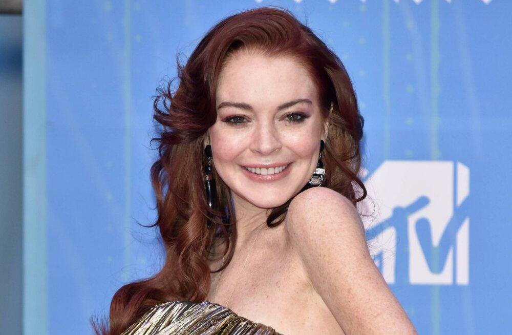 Tagasi staari elu juurde! Lindsay Lohan naaseb taas teleekraanidele