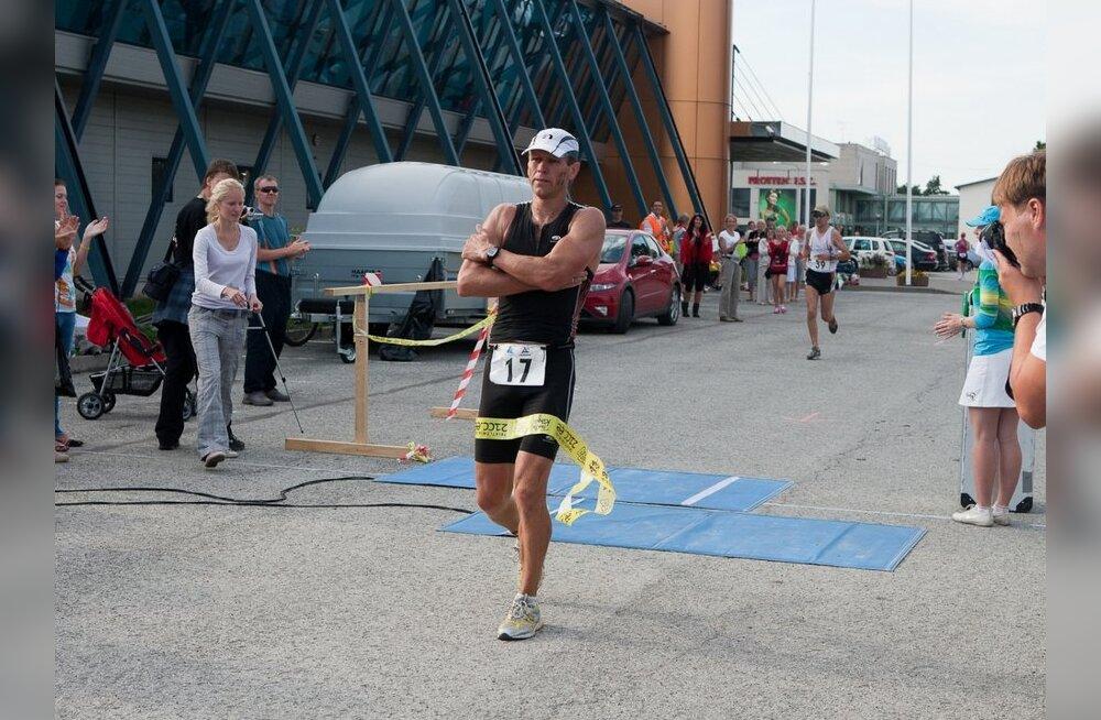 Margus Tamm, triatlon