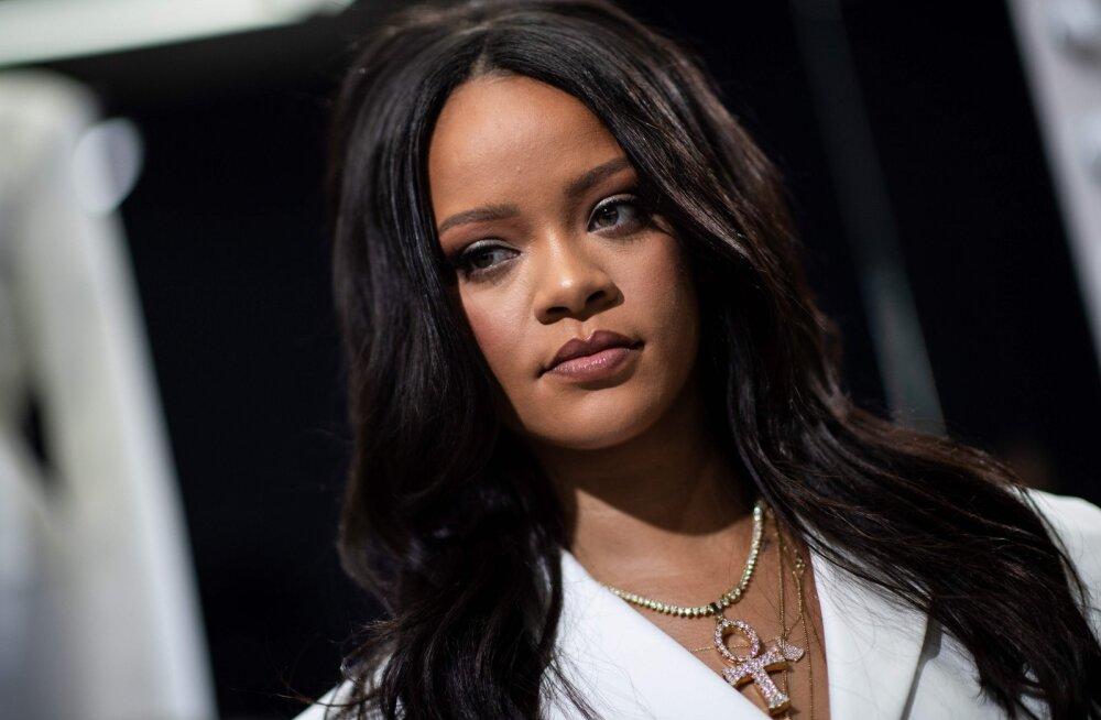 Rihanna avalikustas, et ta on kaks aastat salaja suhtes olnud: popstaari südame on võitnud saudiaraablane!