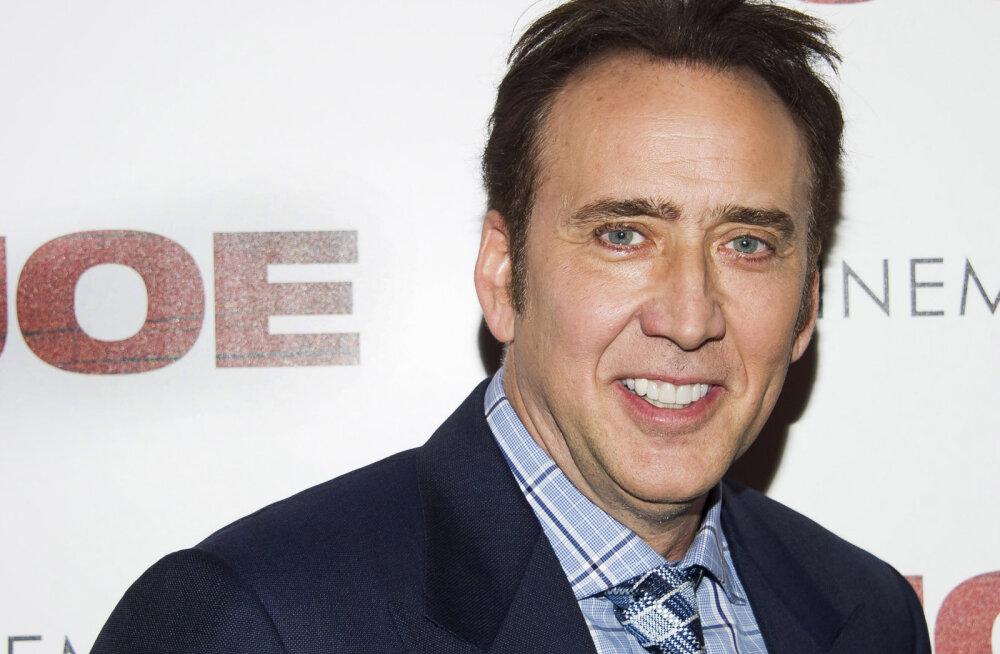 Nicolas Cage 4 päeva kestnud abielust: ma olin liiga purjus, et oma pulmadest aru saada