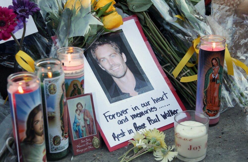 Paul Walkeri elu nõudnud õnnetuspaik pühapäeval