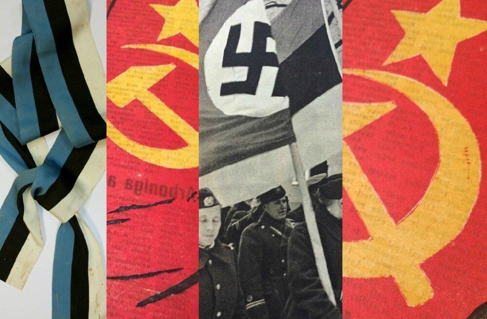 INTERAKTIIVNE GRAAFIK: Kliki ja vaata, kuidas Teine maailmasõda Eestit laastas