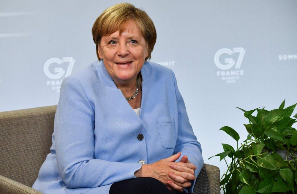 Kas Saksamaa loobub eelarvetasakaalu fetišist?