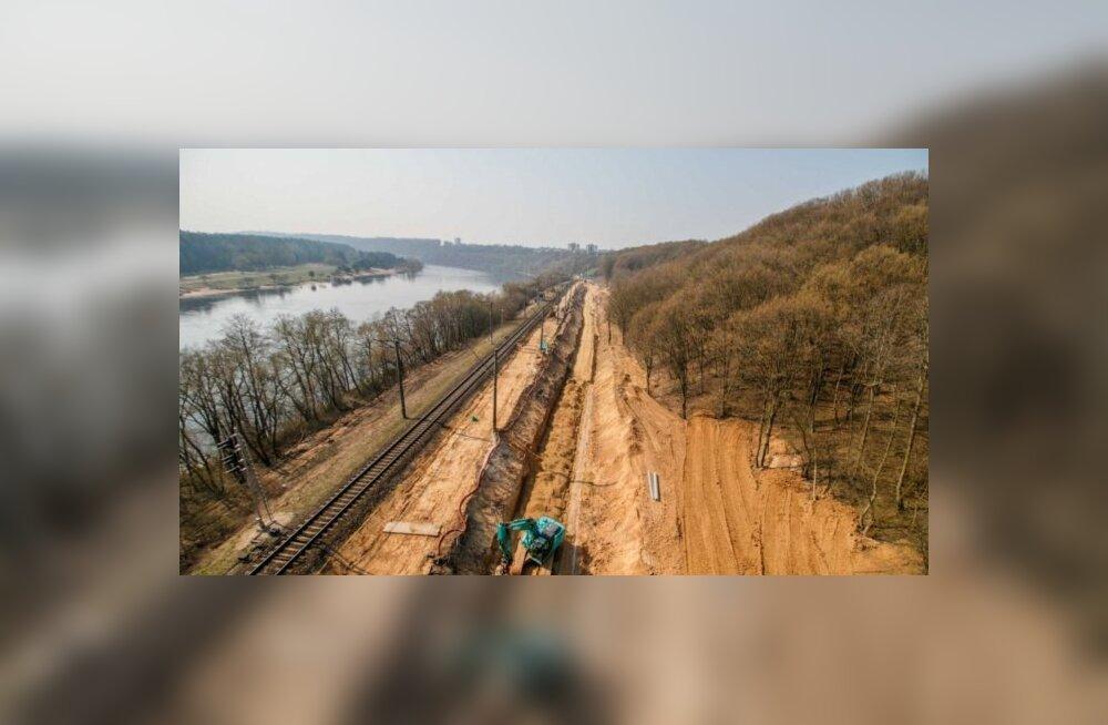 В Литве начинаются работы по прокладке участка Rail Baltica