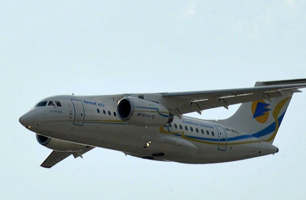 Шестой раз за год: российский самолет нарушил воздушное пространство Эстонии