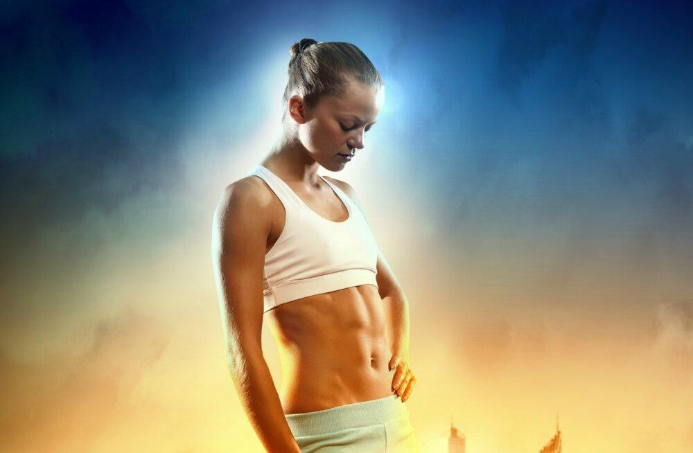Kuidas ennast treeninguteks motiveerida?
