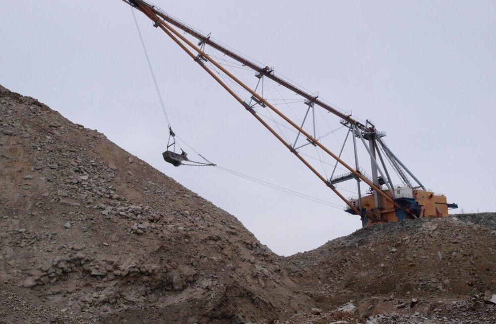 Riigikohus tühistas Eesti Energiale antud põlevkivi kaevandamise loa