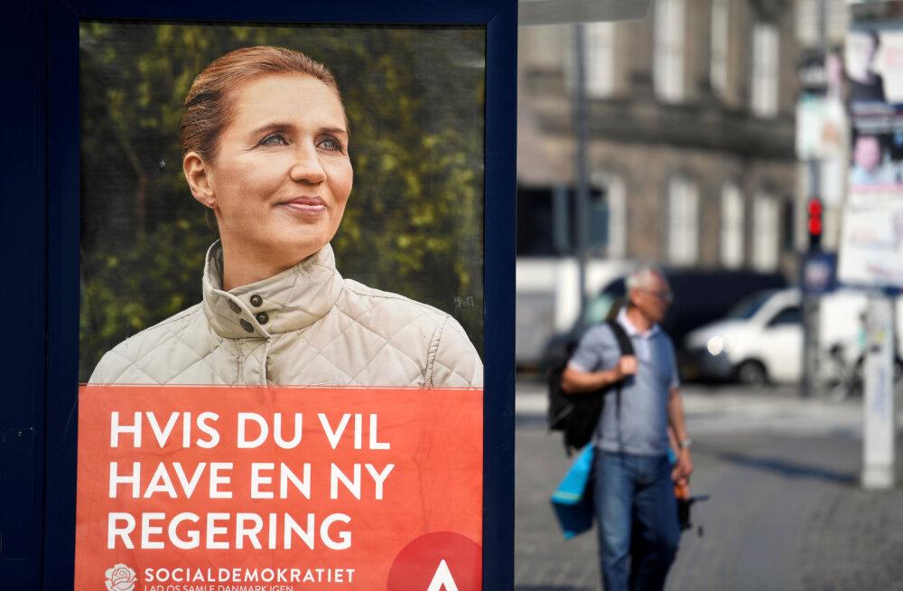 Taani parlamendivalimistel oodatakse sisserännet piirava hoiaku omaks võtnud sotside võitu