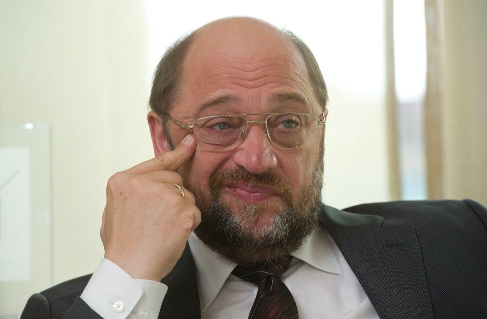 Euroopa Parlamendi president: Kreeka valitsus käib mulle närvidele