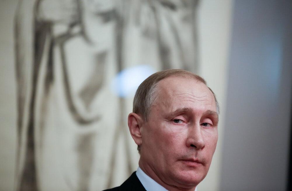 Stuudiod ei julge Vene häkkerite kartuses Vladimir Putinit filmides kujutada