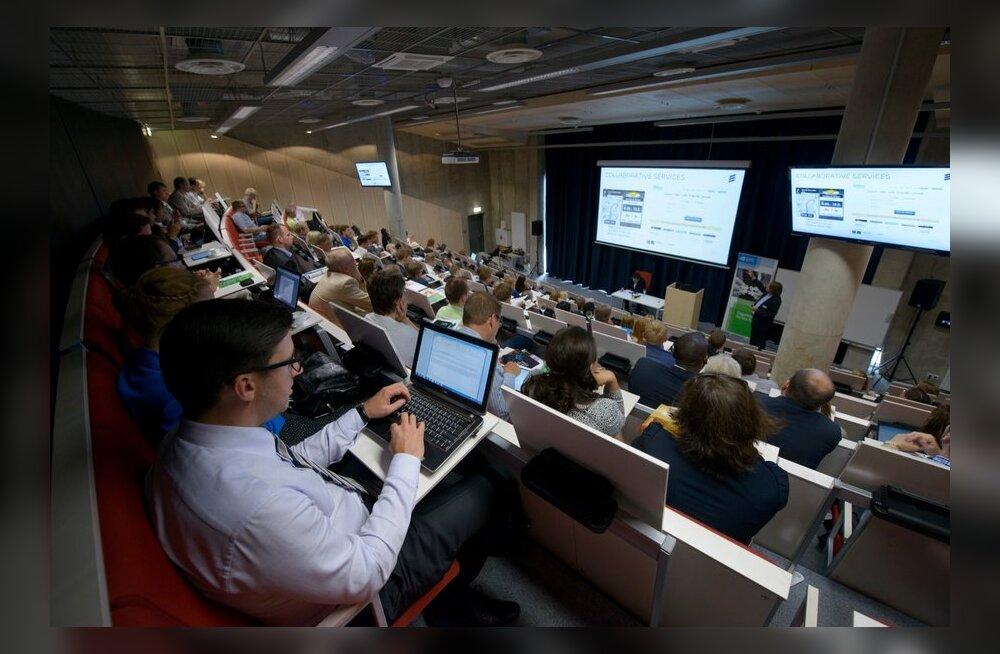 Eesti edulugude konverents Tallinna Ülikoolis