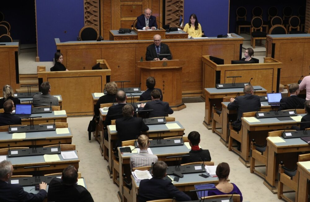 Korruptsioonivastane erikomisjon peab vajalikuks laiendada poliitiliste nõunike mõistet