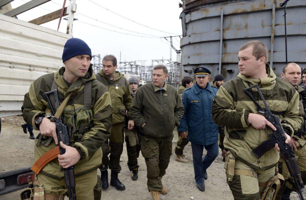 Ukraina: Zahhartšenkost tahtis Moskva vabaneda juba ammu