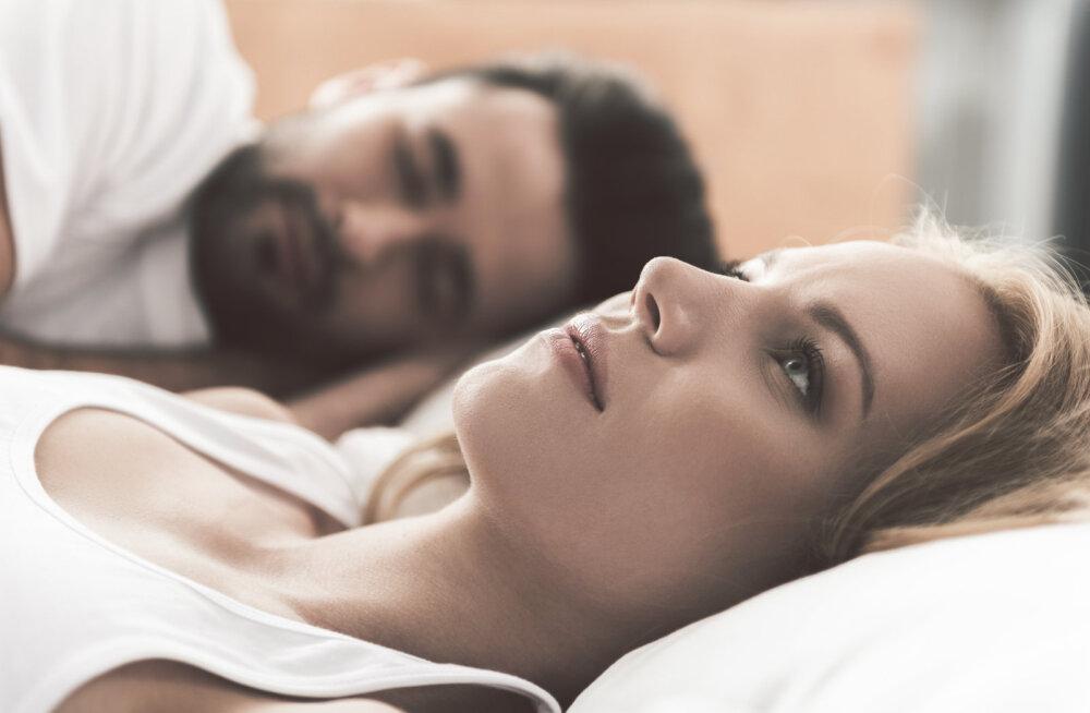 Naine tõdeb: esimene asi, mis sotsiaalse isolatsiooniga ära kadus, oli seksiisu