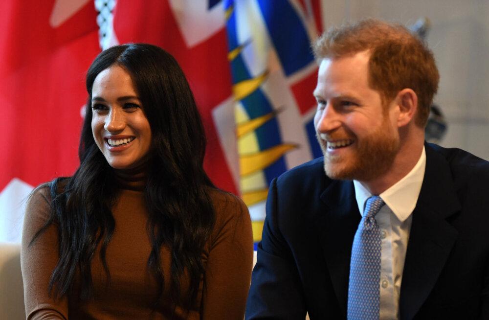 AMETLIK | Prints Harry ja hertsoginna Meghan loobuvad kuninglikust elust