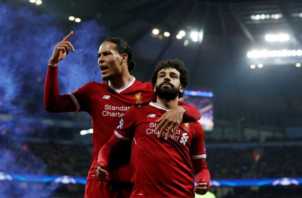 Kas Virgil van Dijk ja Mohamed Salah veavad Liverpooli klubi kuuenda Meistrite liiga tiitlini.