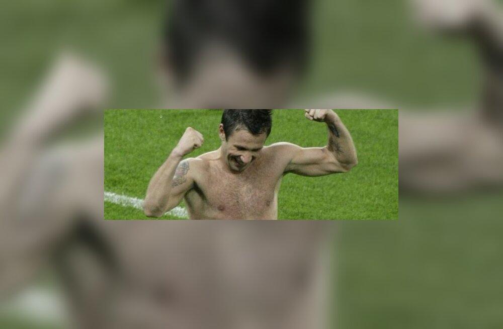 Itaalia jalgpallur Antonio Cassano