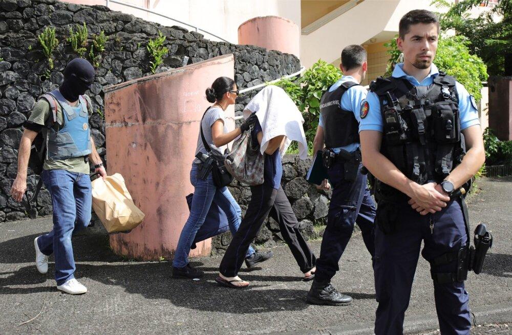 Tulistamises Prantsusmaa Réunioni saarel sai kaks politseinikku haavata