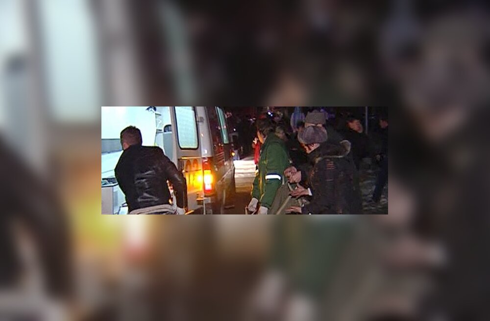 Permi ööklubi tulekahjus vähemalt 112 hukkunut