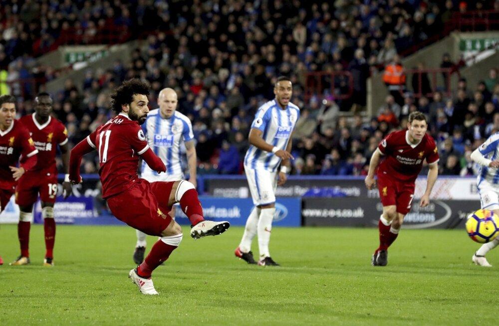 Mohamed Salah penaltil