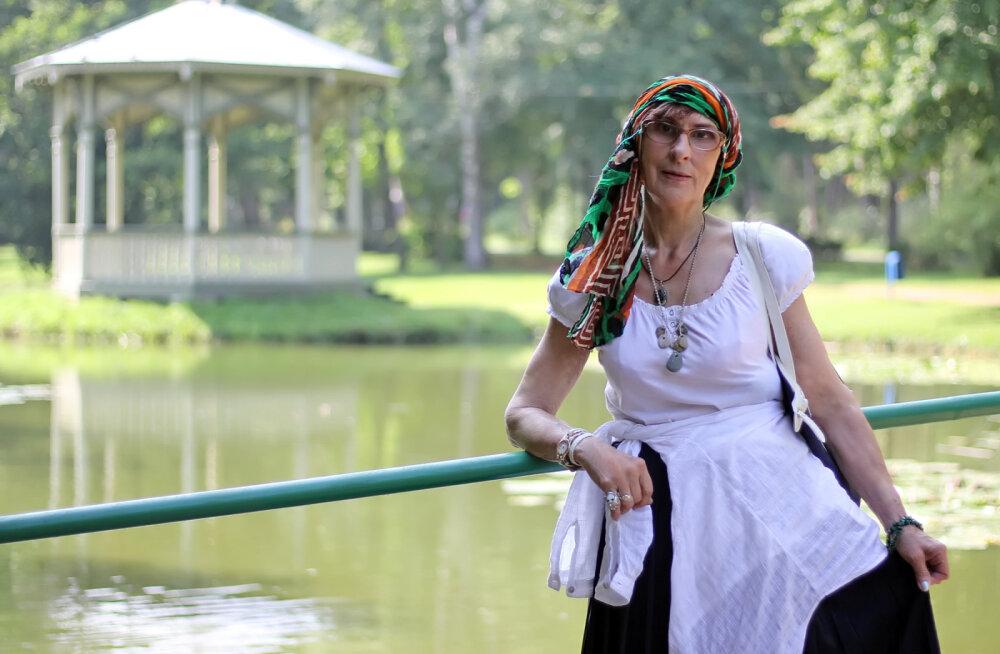 Анне Ратман подарила поэзию Северянина эстонскому читателю