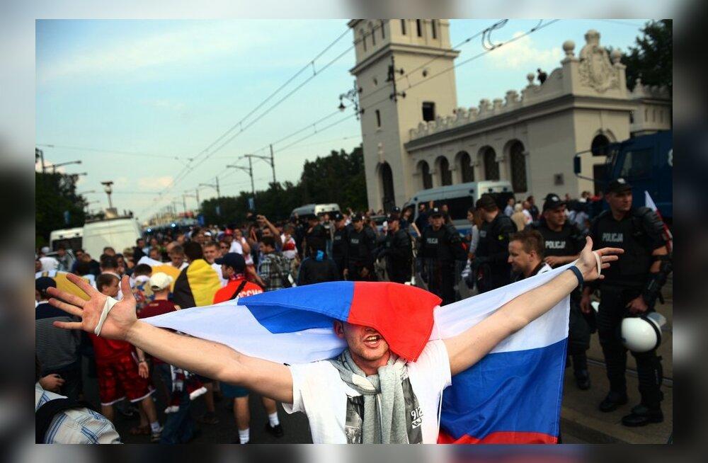Äärmiselt karm karistus: fännide käitumine seab Venemaa järgmise EMi ohtu!