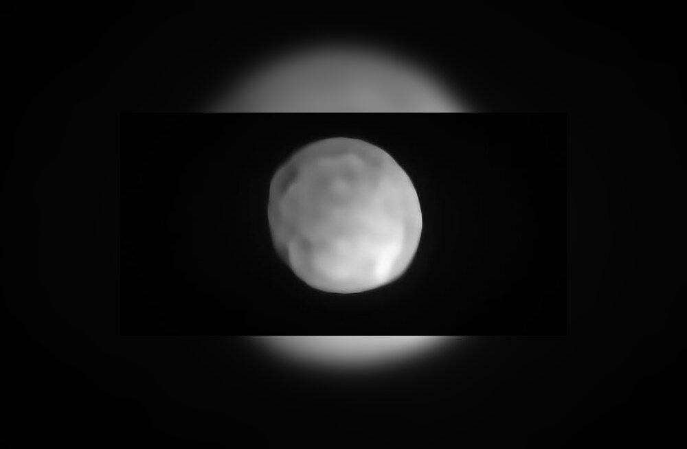 Ametikõrgendus – asteroidiks peetud taevakeha võib olla Päikesesüsteemi pisim kääbusplaneet
