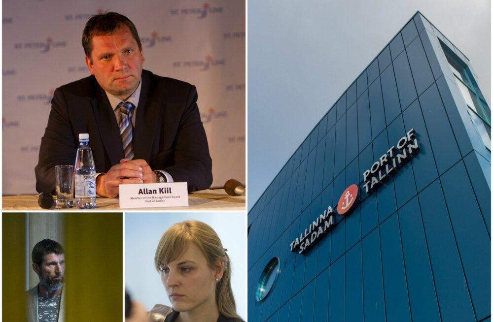 Eesti suurimaid korruptsiooniskandaale jõuab kohtusse: Allan Kiil küsis süüdistuse kohaselt parvlaevatehastelt 3,5 miljonit eurot